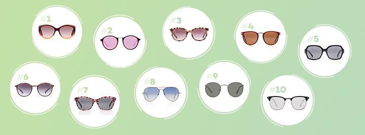 148c9810cc4a28 10 x goedkope zonnebrillen onder de €50 - Pearle Opticiens blog