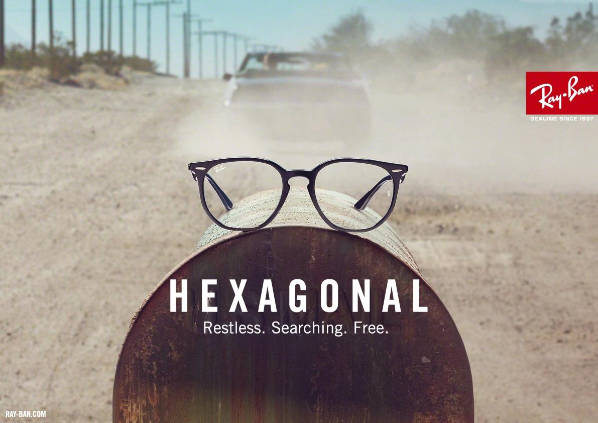 c0a3ad0064d0e1 Découvrez la collection Ray-Ban® Hexagonal chez Pearle ! - Pearle ...
